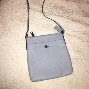 Never used coach hand bag